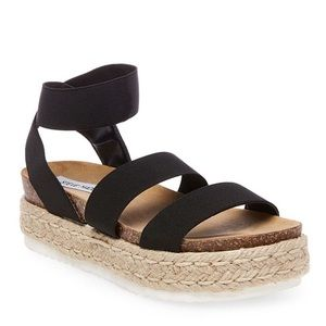 NIB Steve Madden Platform Sandals